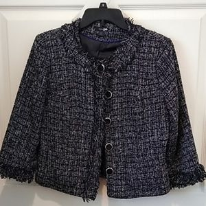 East 5th Blazer-Size Small